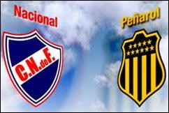 Clásico Peñarol vs Nacional