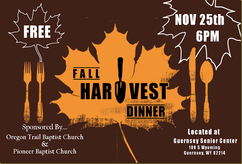 Harvest Meal full color 2013(Single no qr code)
