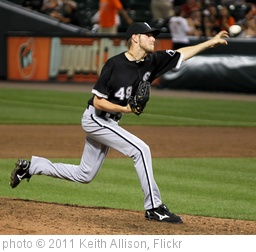 'Chris Sale' photo (c) 2011, Keith Allison - license: http://creativecommons.org/licenses/by-sa/2.0/