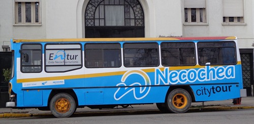 Necochea Sightseeing Tours [image courtesy of ENTUR]
