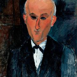 Modigliani, Max Jacob 1917.jpg