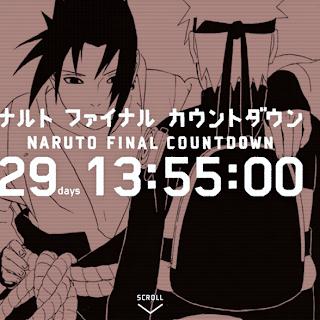 Naruto no se acaba, tendrá un nuevo proyecto en Noviembre
