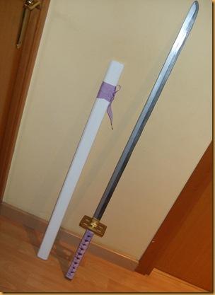 Senbonzakura cosplay