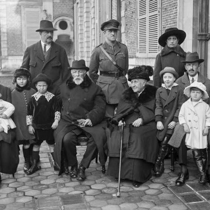 Os filhos da Princesa Isabel que lutaram na Primeira Guerra Mundial
