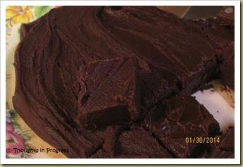Piece of Old-Fashioned Fudge