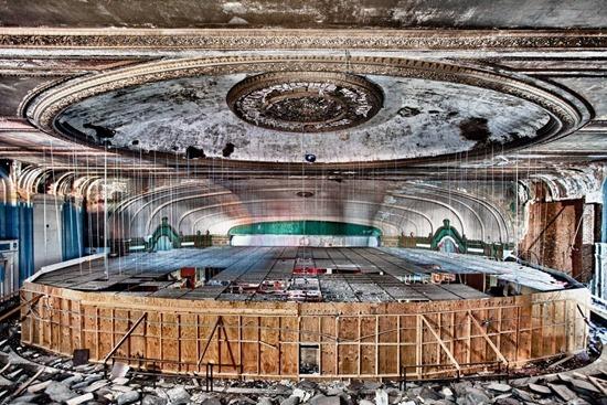 Teatro Lawndale em Chicago