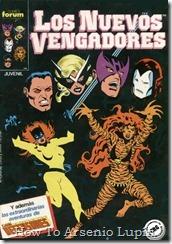 P00016 - Los Nuevos Vengadores #16