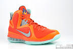lebron9 allstar galaxy 16 web white Nike LeBron 9 All Star aka Galaxy Unreleased Sample