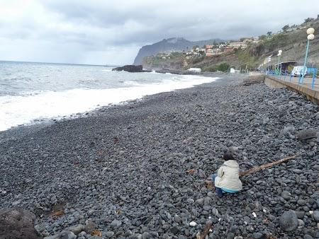 Revelion 2014:  Plaja Madeira