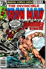 P00019 - El Invencible Iron Man #120