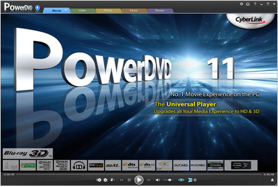 PowerDVD 11 Download
