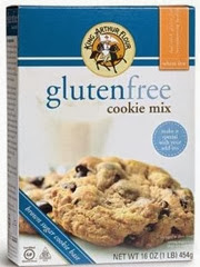 KAF GF Cookie mix