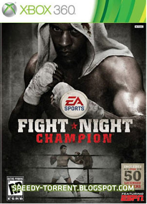 Fight Night Champion XBOX360 torrent