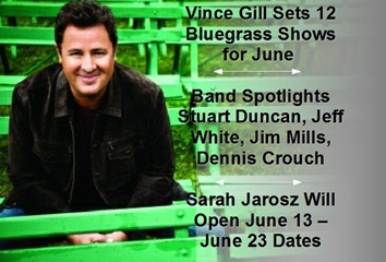 Vince Gill–Back To Bluegrass!