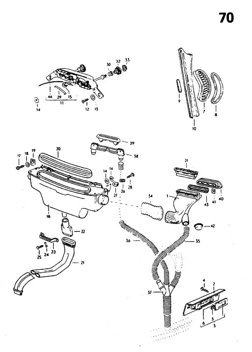 raccord chauffage coffre avant  - Page 2 T1_70