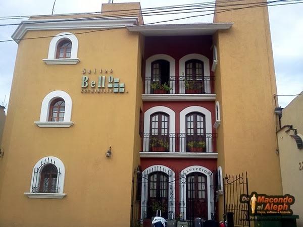 Alojamiento Intercambio México Oaxaca 1
