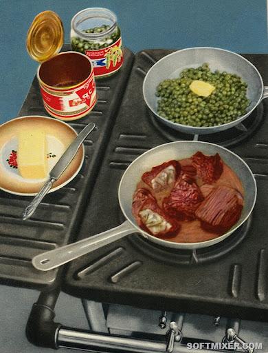 Закуски и салаты для детей