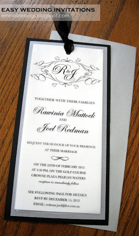 50 wedding invite 1