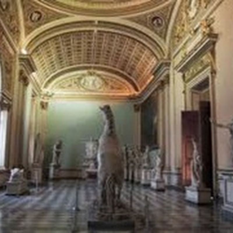 The Uffizi Gallery Is The One Of The Oldest And Most