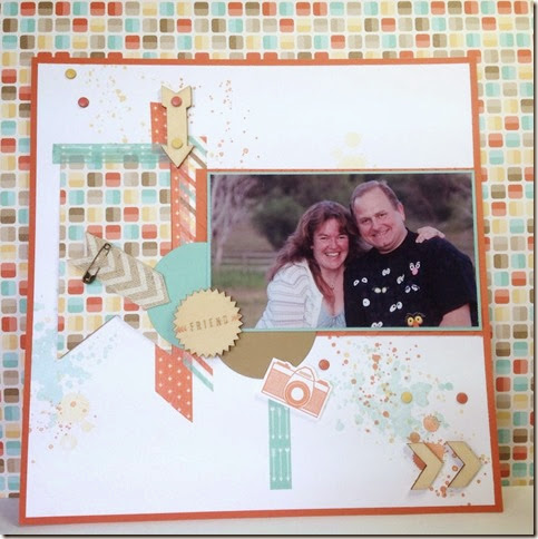 peachy keen stampin up