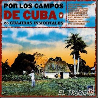 Por los campos de Cuba-front