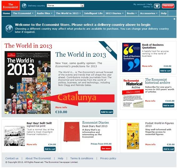 the economist 2013
