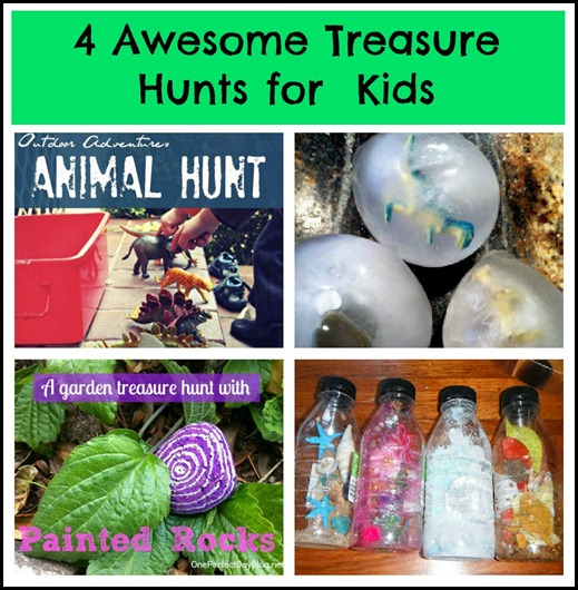 Treasure Hunts for Kids