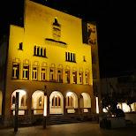 rathaus in Vaduz, Vaduz, Liechtenstein
