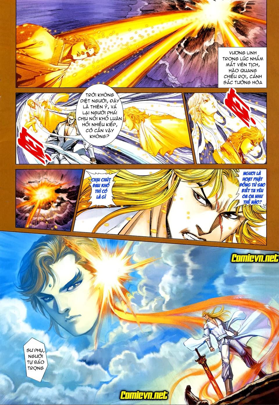 Thiên Hạ Vô Địch Tiểu Kiếm Tiên chap 33 - Trang 10