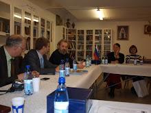 Круглый стол представителей русских школ Голландии ноябрь 2009 г.