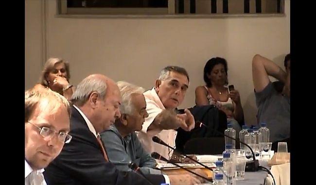 Βασίλης Ρουχωτάς: Επιπόλαιος, απρογραμμάτιστος και ανοργάνωτος ο τρόπος που διεξάγεται το Δημ. Συμβούλιο