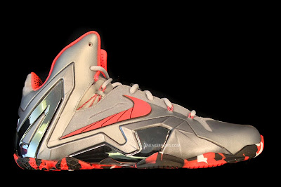 nike lebron 11 xx ps elite introduction sneakernews 1 05 Elite 3.0: Behind the Scenes with the Nike LeBron 11 Elite