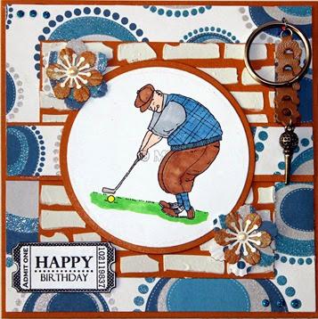 Golfer 5