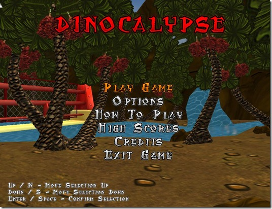 Project Dinocalypse