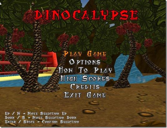 Project Dinocalypse