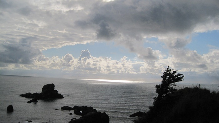 view from Tillamook Head