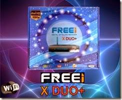FREEI X DUO
