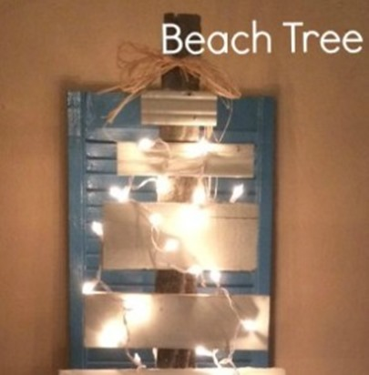 Beach Tree by Craft Dictator
