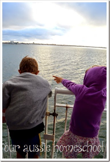 Our Aussie Homeschool ~ Not-Back-to-School: A Day in Our Life