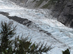 View from hiking- Franz Josef glacier