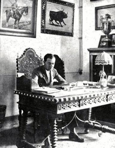 1920-05-26 (p- Mundo Gráfico) Despacho