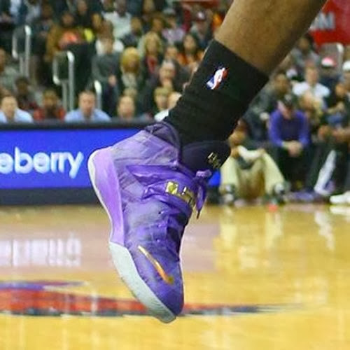 King James Wears BHM Nike LeBron Shoes8230 Soldier 7 not LeBron 11