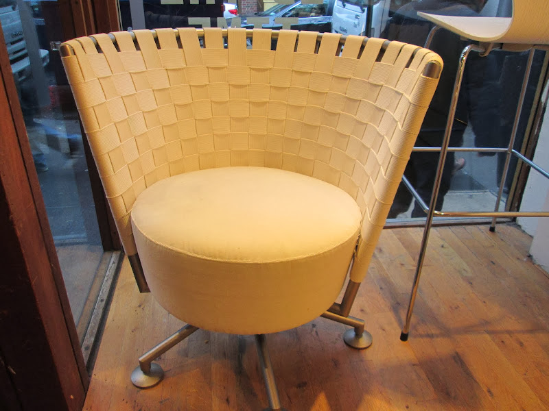 Cor Swivel Chair Pair