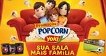 promoaco popcorn yoki sua sala mais familia