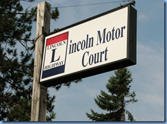 3337 Pennsylvania - Manns Choice, PA - Lincoln Highway (US-30) - 1944 Lincoln Motor Court
