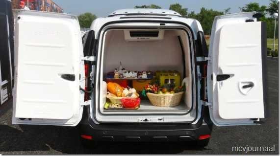 Dacia Dokker Refrigeration 10