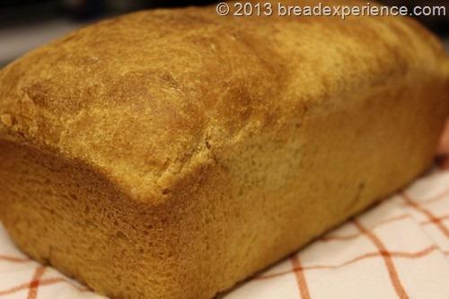 Semolina Sandwich Loaf