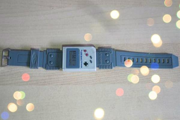 Relógio-Pulso-Game-Boy-Pulseira