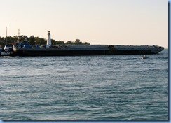 3690 Ontario Sarnia - Lake Huron - Spartan tugboat pushing a barge