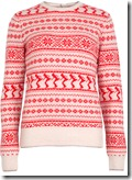 Ted Baker Fair Isle Jumper